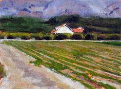 DAN GRAZIANO FINE ART: the family farm