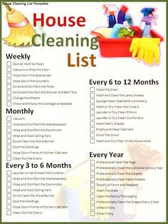 Ultimate list of DIY household cleaning tips, tricks and hacks for the home (bathrooms, kitchens, bedrooms, and more! Spring cleaning here I come! House Cleaning Tips, Diy Cleaning Products, Cleaning Solutions, Cleaning Hacks, Deep Cleaning, Cleaning Schedules, Cleaning Lists, Cleaning Calendar, Cleaning Services