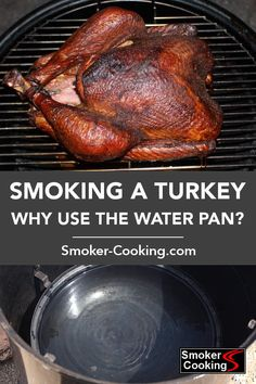 Should You Fill The Water Pan When Smoking a Whole Turkey or Turkey Breast? Using Water In The Pan Has Benefits, But Also Causes Some Problems. Beef Brisket Recipes, Smoked Beef Brisket, Turkey Recipes, Water Smoker, Gas Smoker, Rub Recipes, Smoker Recipes, Healthy Recipes, Smoked Whole Turkey
