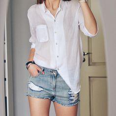Белая женская льняная рубашка с Алиэкспресс - http://aliotzyvy.ru/belaya-zhenskaya-lnyanaya-rubashka-s-aliekspress/