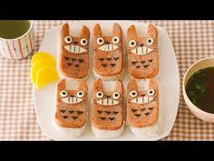 ▶ How to Make Totoro Spam Musubi - YouTube