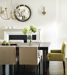 Marcus Design: {house tour: traditional with a citrus twist}
