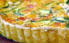 Ricetta sfiziosa oggi in tavola con … la torta salata con zucchine e gamberetti, una portata unica o piatto completo, che dir si voglia, perfetto da proporre in tavola per i propri cari, così come co