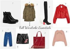 Heyy!! this is my new blog post!! check out what are my fall essentials!! thankyouuuu!!!
