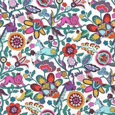 Liberty Unicorn fabric