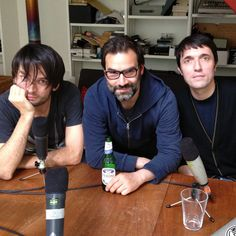 Colin Greenwood's Sunday Service, with Adam Buxton & Jonny Greenwood. Radiohead's Greenwood brothers play me a selection of music they would be happy to air on the band tour bus. This show was first b