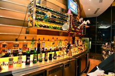 Sky Line Bar, situated on 17th floor with beautiful view. #hotel #beautiful #semarang #indonesia #traveling #travel #bar #photography Semarang, Liquor Cabinet, Traveling, Tower, Skyline, Flooring, Bar, Photography, Furniture