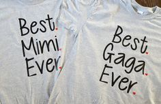 Mother's Day Shirt  Best Ever by Createdinthasouth on Etsy