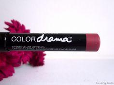 le color drama de gemey maybelline sur mes lvres aujourdhui les filles - Gemey Maybelline Color Sensational