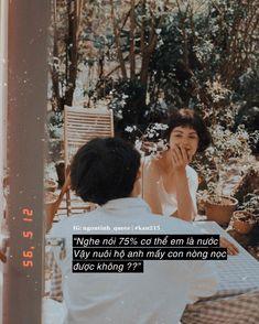 Được không em??? — 🍁Theo dõi @chuyenhomqua.blog nhé các tình yêu. — #truyenthanhxuan #truyenngontinh #kan215_ #trichdan… Bff Quotes, Quotes Girls, Qoutes, Love Quotes, Happy Endings, Life Is Beautiful, Cool Words, Slogan, Haha