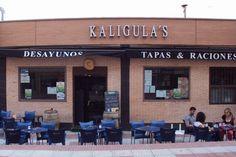 Terraza de verano de Kaligula's Mostoles