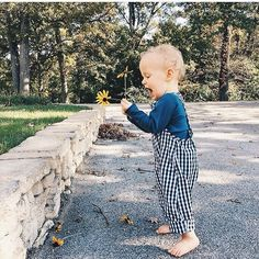 It's the little things in life.  @melissaannekaufman love seeing how you've layered our [bw gingham] hemingway coverall