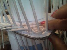 Корзинка : плетение. | Страна Мастеров