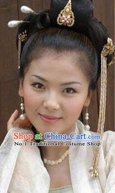 Handmade Chinese Classical Hair Accessories Barrettes Hairpin Hair Sticks Hair Jewellery Hairpins