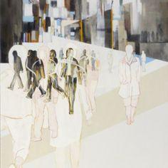 """Crossroads V"" by Lisa Chandler Level 3, Figurative Art, Amazing Art, Sculpting, Contemporary Art, Wonderland, Lisa, Photo Wall, Inspire"