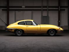 jaguar e-type fixed head coupé - us spe