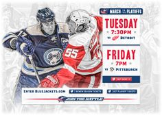 Columbus Blue Jackets - Upcoming Home Games: Join the Battle