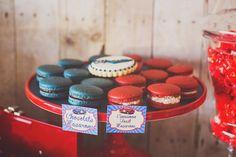 Vintage Chevy + Auto Garage Themed Birthday Party via Kara's Party Ideas KarasPartyIdeas.com Cake, decor, printables, tutorials, giveaways and more! #carparty #vintagecarparty #vintagechevy #chevycar #chevycarparty #autoshopparty #vintageautoshop #autogarage #vintageautogarageparty #karaspartyideas (39)
