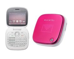 Alcatel-One-Touch-OT-810-Mistery-Pink-QWERTY-Keyboard-Ot-810-Without-Simlock-New Alcatel One Touch, Flip Phones, Old Phone, 90s Aesthetic, Cool Inventions, Clothing Styles, Cool Gadgets, 2000s, Tat