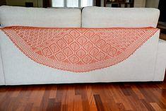 orangeade shawl // free