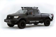 2012 Toyota Tundra Ultimate Motocross Truck