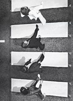 Abbey road above shot