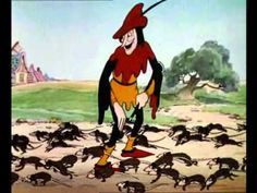 ▶ Silly Symphonies - The Pied Piper (1933) - YouTube