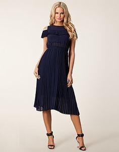 DRESSES - KLING / PLAIT TWO WAYS DRESS - NELLY.COM