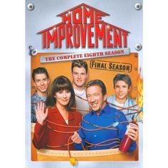 Watch Home Improvement Tv Show Online. The daily trials and tribulations of Tim Taylor, a TV show host raising three mischeivous boys with help from his loyal co-host, loving wife, and eccentric neighbor. Kellie Shanygne Williams, Taran Noah Smith, Patricia Richardson, 90s Tv Shows, Jonathan Taylor Thomas, Home Improvement Tv Show, Back In The 90s, World Tv, Last Man Standing