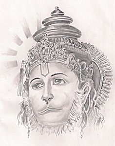 hanuman tattoo - Google Search