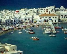 ellenzee:    Mykonas, Greece