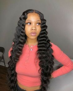 Baddie Hairstyles, Weave Hairstyles, School Hairstyles, Hairstyles Videos, Everyday Hairstyles, Formal Hairstyles, Wedding Hairstyles, Quick Braided Hairstyles, Hairstyles Pictures