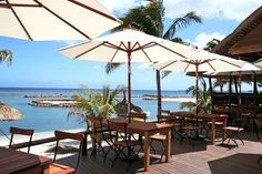Veranda Pointe aux Biches Mauritius www.ideeperviaggiare.it     check us out:  http://stainlesscablerailing.com/