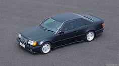 1986 Mercedes Benz 300CE AMG. 355 hp, 5.5 liter V8.
