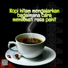 Kopi Hitam Simple Quotes, Love Quotes, Poker Online, Wooden Crates, Coffee Quotes, Islamic Quotes, Wedding Cards, Coffee Cups, Sidecar