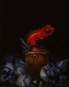 Martin Wittfooth   OIL   Post-apocalyptic Animal Painting