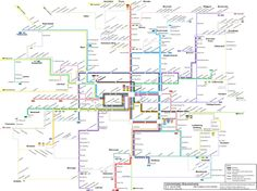 Braunschweig Singapore Map, Rapid Transit, Light Rail, Cartography, Public Transport, Trains, Maps, Blue Prints, Map