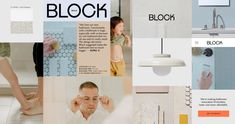 Block by Noemie Le Coz — The Brand Identity