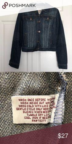 "32754da87 Mudd Denim Jacket Mudd denim jacket. Only wore once- ""like-new"""