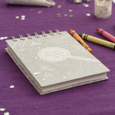 Little guests wedding activity book - keep little guests entertained with this fun activity book. Includes lots of words and guessing games. (Crayons not included)