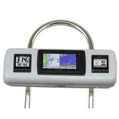 "NavPod GP2603 SystemPod Pre-Cut f-Garmin 720-721 - 740-740s - 741-721xs - 70s-70dv & 2 Instruments f-12"" Wide Guard [GP2603]"