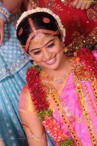 Priyamani in Wedding Costumes