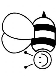 Bumble Bee Coloring Page Elegant Bumble Bee Coloring Pages Bestofcoloring Insect Coloring Pages, Colouring Pages, Coloring Pages For Kids, Coloring Books, Mickey Mouse Coloring Pages, Monster Coloring Pages, New Beehive, Transformers Coloring Pages, Jewish Crafts