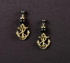 Anchor Earrings by Atelier Yumi