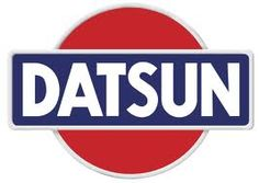 Datsun logo - sun logos, symbols, signs