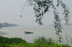 The Beautiful Ganges . Pic taken by my bro.