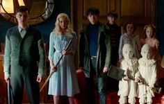 Miss Peregrine's Home For Peculiar Children - http://www.filmjuice.com/trailer/miss-peregrines-home-peculiar-children-trailer/