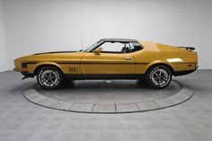 Ford Mustang MACH1 ,1972