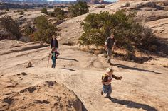 Canyonlands Family Hiking