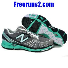 competitive price ac8cb 554fd Wholesale Discount New Balance NB Grey Black Green For Women running shoes  Fashion Shoes Store